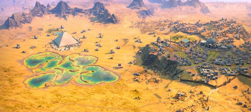 11 минут геймплея исторической 4X-стратегии Humankind