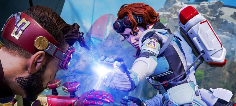 Apex Legends в Steam достигла пика в 100 тысяч игроков