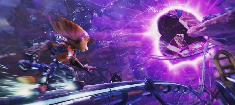 """Реклама PS5 — """"Новые миры для исследования"""", Ratchet & Clank: Rift Apart выйдет в первой половине 2021 года"""