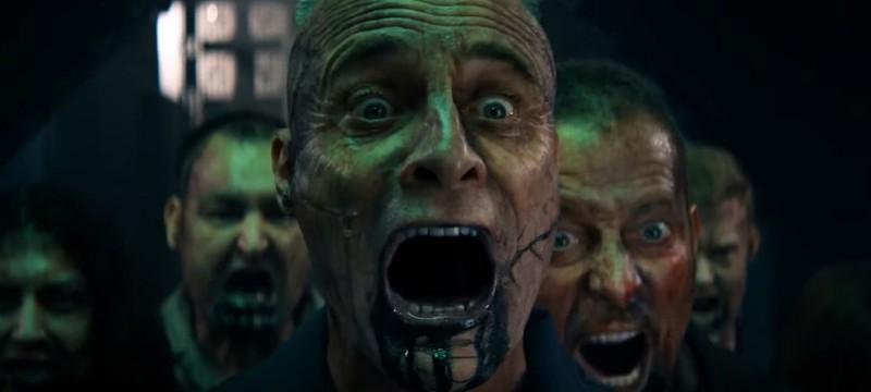 Брюс Уиллис против инопланетной формы жизни в трейлере фильма Breach