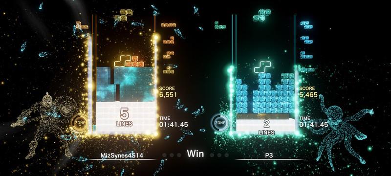 Против всего мира — релизный трейлер Tetris Effect: Connected