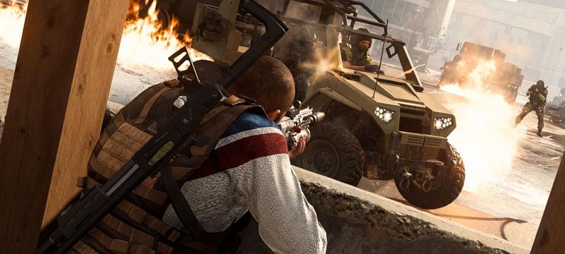 Игрок Call of Duty: Modern Warfare случайно активировал режим от третьего лица