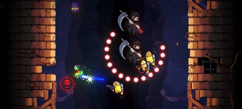 Exit the Gungeon выйдет на Xbox One и PS4 вместе с апдейтом Hello to Arms