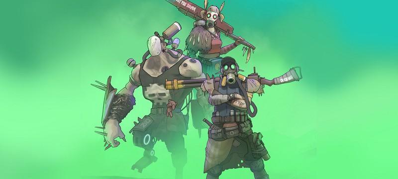 Кровавый постапокалипсис в релизном трейлере тактики Dreadlands