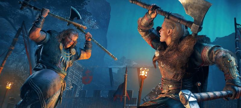 Разработчиков Assassin's Creed Valhalla обвинили в эйблизме