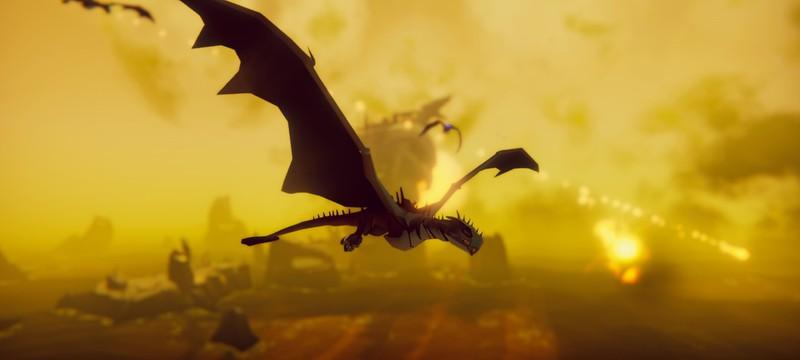 Релизный трейлер RPG-аркады The Falconeer