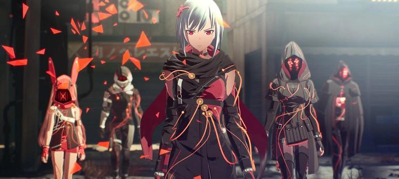 Социальный хаб, город и сражения в новом геймплее Scarlet Nexus
