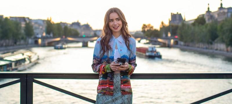 Netflix продлил Emily in Paris на второй сезон