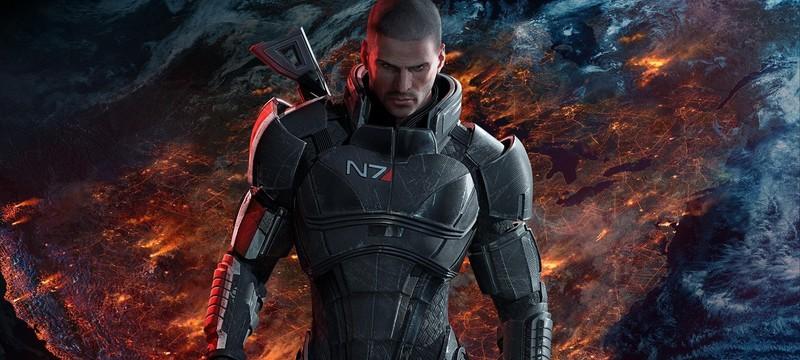 Слух: Коллекция ремастеров Mass Effect Legendary Edition выйдет 23 апреля