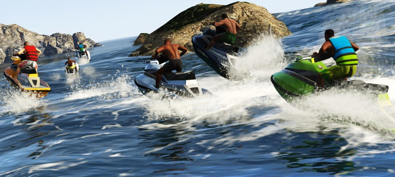 GTA Online – новое начало для Rockstar