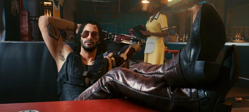 Cyberpunk 2077 займет 70 ГБ на PS4
