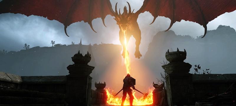 Разработчики Demon's Souls шутят над игроками, которые не могут попасть в новую дверь