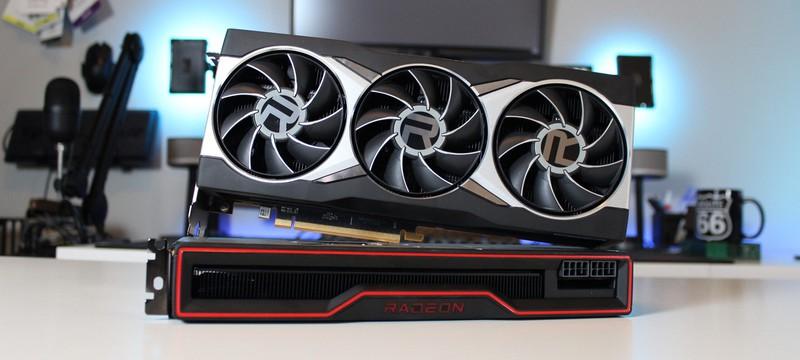 Первые тесты трассировки лучей на AMD RX 6800 XT