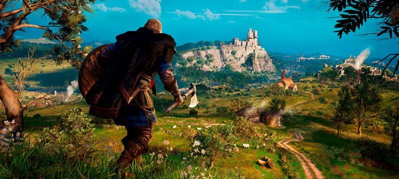 Ubisoft объяснила отсутствие привычных сайд квестов в Assassin's Creed Valhalla