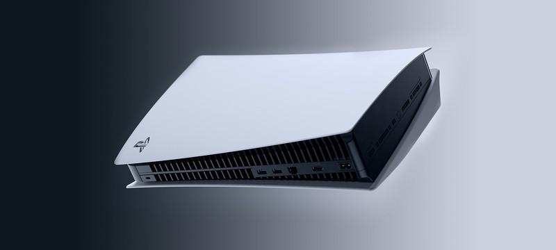 Одной из проблем шумной PS5 стала обычная наклейка
