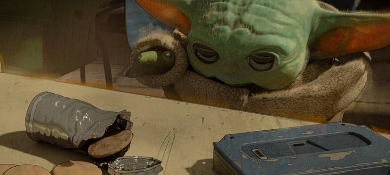 "Осада — концепт-арты четвертого эпизода ""Мандалорца"""