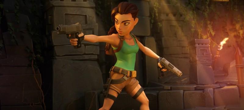Анонсирована Tomb Raider Reloaded — F2P-игра для смартфонов