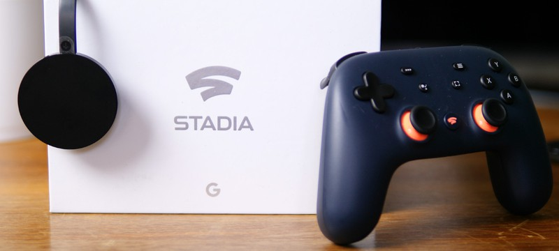 Для Google Stadia разрабатывается 400 игр