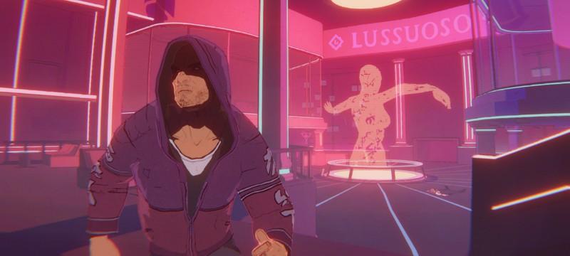 Киберпанк в стиле комиксов в новом трейлере экшена Foreclosed