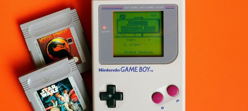 Nintendo Game Boy пережила бомбардировку и все еще работает
