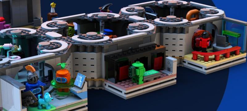 По Among Us может выйти набор LEGO
