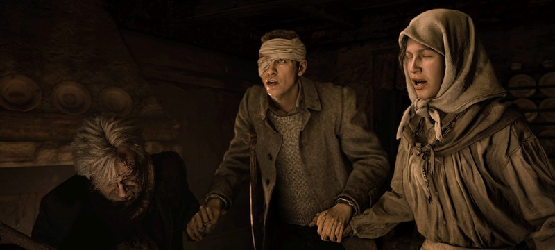 Утечка: Судьба персонажей и 17 катсцен Resident Evil Village