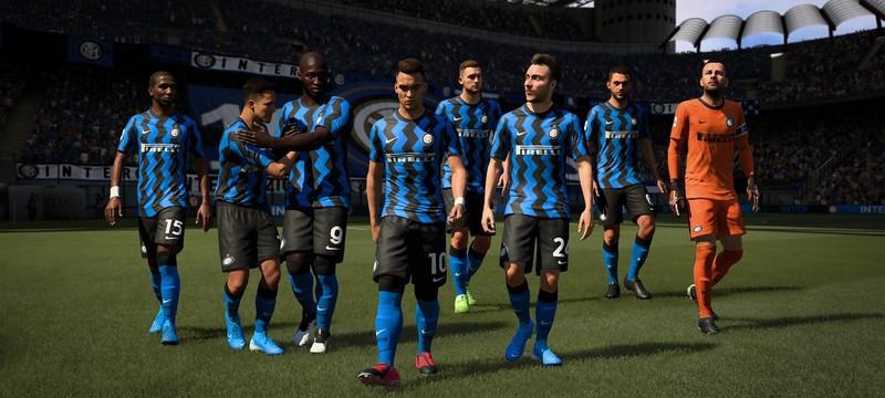 UK-чарт: FIFA 21 вновь возглавила топ британской розницы
