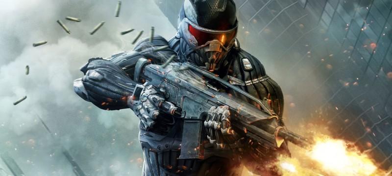 Вакансии: Crytek работает над ААА-тайтлом в жанре FPS-песочницы