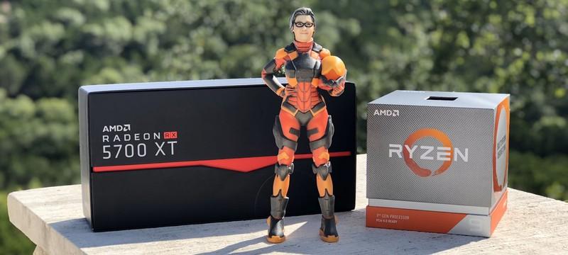 AMD может представить RX 6700 и 6700 XT на CES 2021