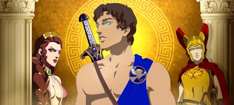 Мультсериал Blood of Zeus продлен на второй сезон