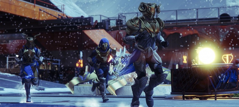 """Bungie показала броню ивента """"Рассвет"""" в Destiny 2"""