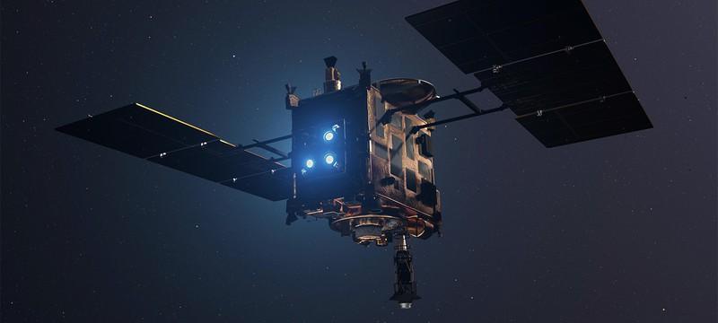 Японский зонд Hayabusa2 вернул на Землю образцы астероида