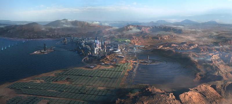 Энтузиаст установил примерные размеры карты Cyberpunk 2077 — в два раза больше GTA 5