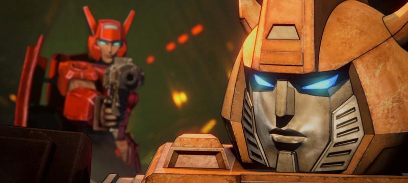 Гальватрон в трейлере второго сезона Transformers: War for Cybertron
