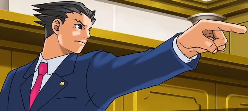 Трилогия Phoenix Wright: Ace Attorney может появиться в Xbox Game Pass