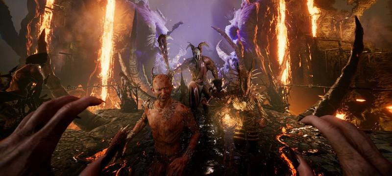 У хоррора Agony появится VR-версия