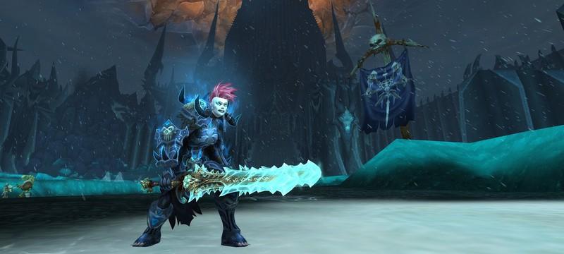 """В World of Warcraft: Shadowlands начался 1 сезон с новым рейдом """"Замок Нафрия"""""""