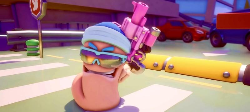 17 декабря Worms Rumble получит новую карту