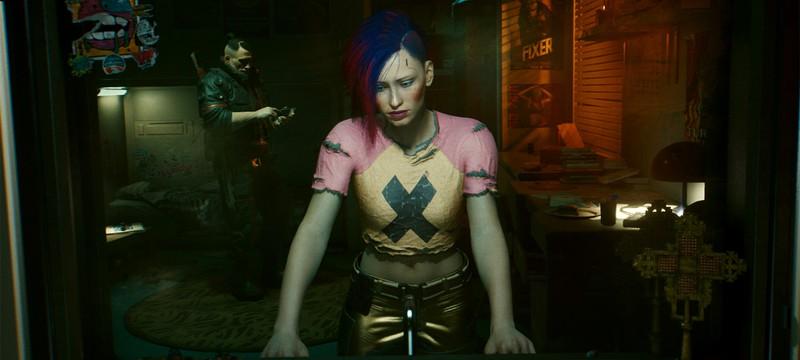 Будьте внимательны при создании персонажа в Cyberpunk 2077 — внешность и длину пениса потом изменить нельзя