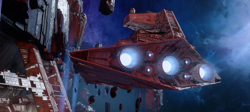 Для Star Wars: Squadrons вышел апдейт с двумя кораблями и картой