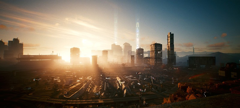 В Cyberpunk 2077 можно покататься на вагоне метро