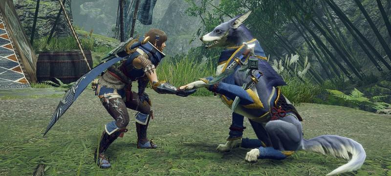 Трейлеры оружия Monster Hunter Rise