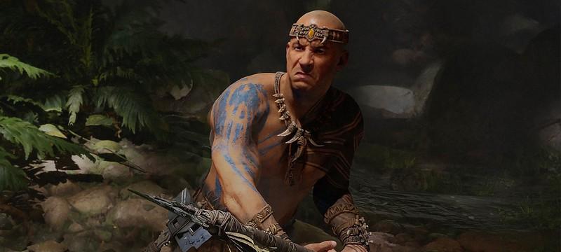 Вин Дизель наиграл в Ark: Survival Evolved больше 1000 часов