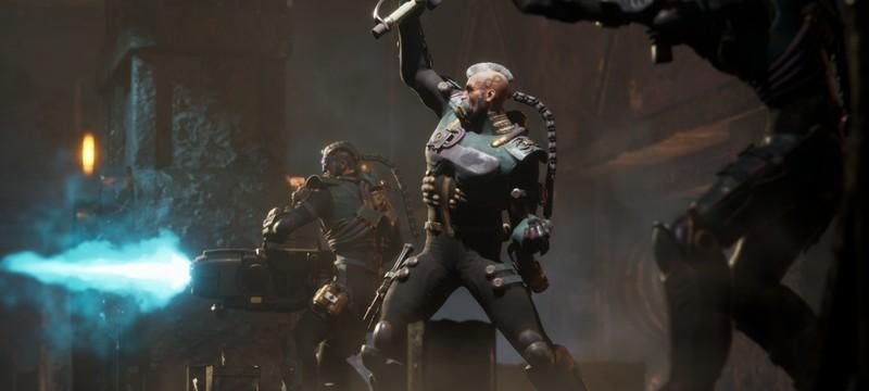Для Necromunda: Underhive Wars вышло дополнение с бандой Ван Саар
