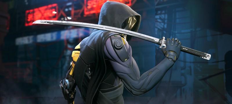 Разработчики Ghostrunner поделились деталями зимнего апдейта