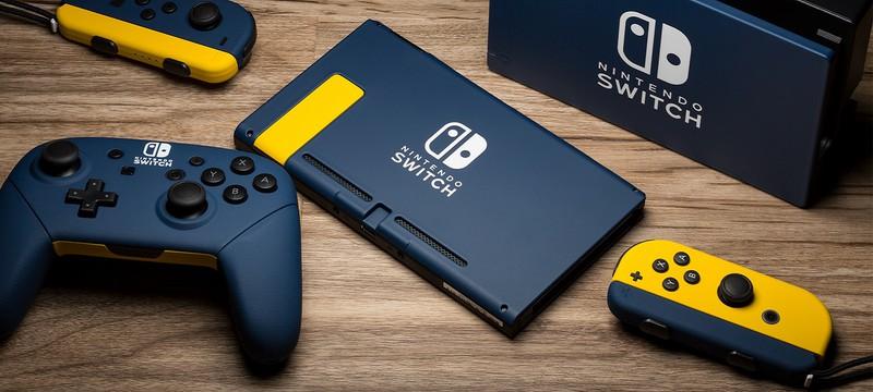 Nintendo Switch — самая продаваемая консоль в Канаде 2 года подряд
