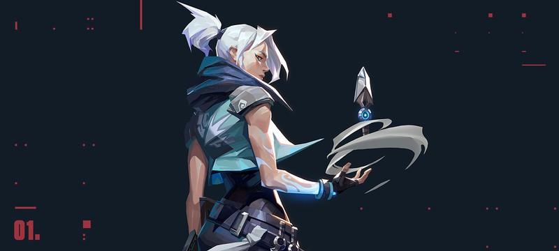 Riot Games рассказала о следующем агенте Valorant и представила две фигурки