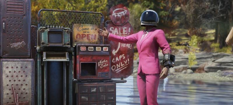 700 миллионов смертей и пять миллионов бомб — статистика Fallout 76 за второй год