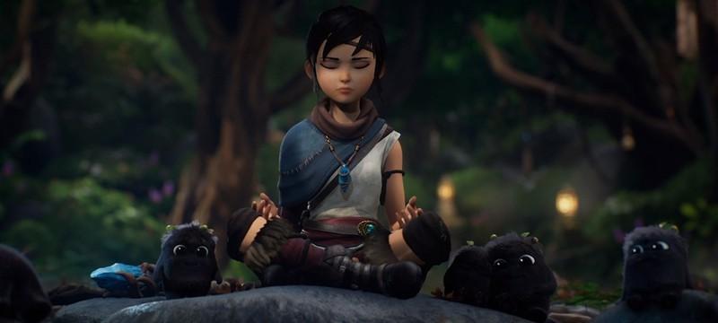 Новые скриншоты Kena: Bridge of Spirits