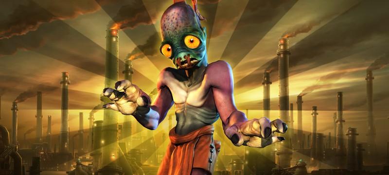 В Epic Games Store началась раздача Oddworld: New 'n' Tasty